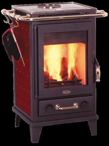 Fireplace - FLORENZ Keramik Kaminofen