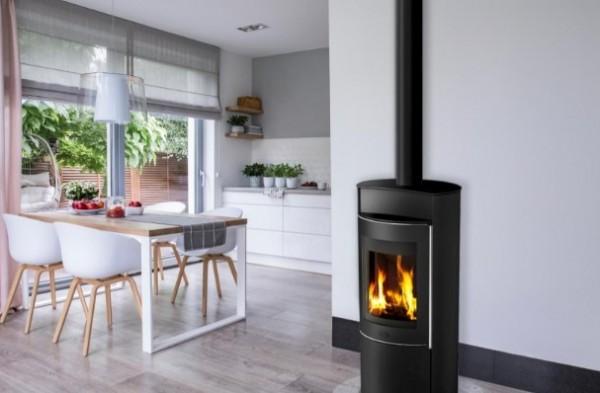 Fireplace-Kaminofen York