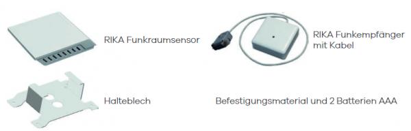 Rika - Funk Raumsensor E14558