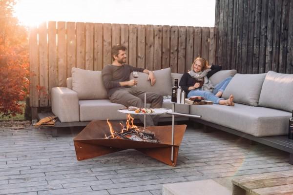 höfats - Feuerschale 90 TRIPLE