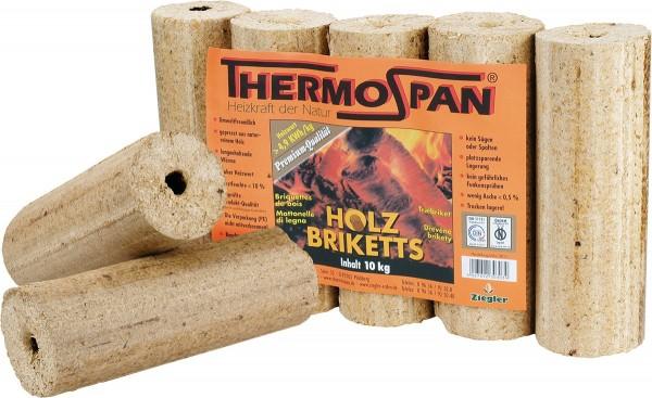 Thermospan - Holzbriketts Premium