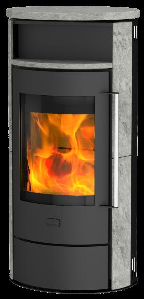 Fireplace - Hedera Speckstein