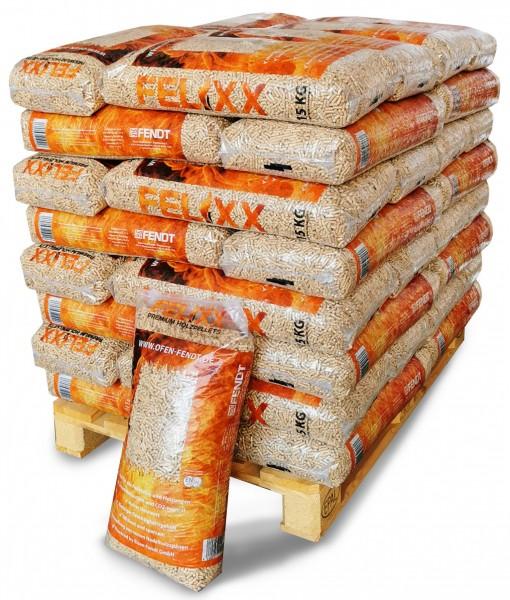 FELIXX - Premium Holzpellets