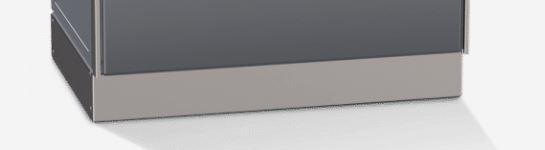 Lohberger - Teleskopsockel für Rega² Serie