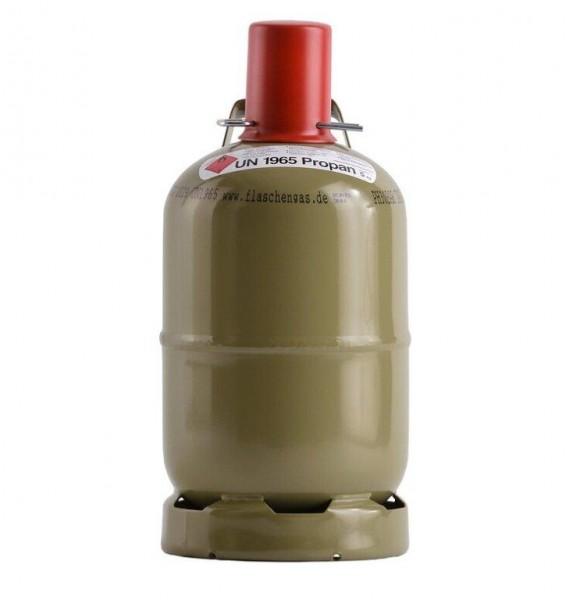 Propan Gasflaschen 5 kg & 11 kg