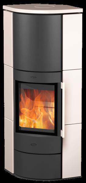 Fireplace - ADELAIDE Keramik Kaminofen